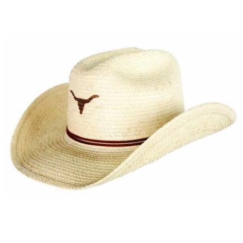 Straw Hat – Kids Sunbody – Single Longhorn  4ebe3343ec8